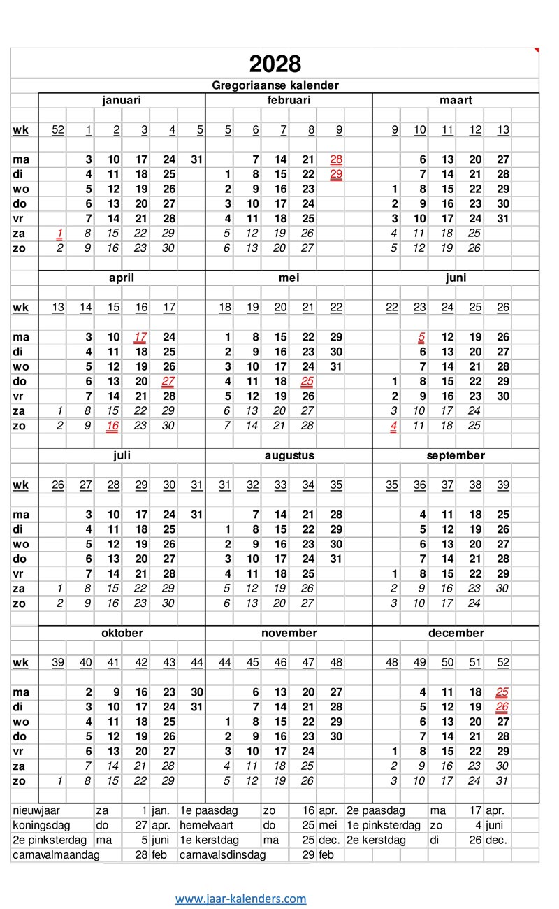 Kalender 2016 on Pinterest Weekly Planner, Planners and Weekly …